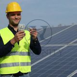 Honunity Reflective Safety Vest for Solar Installation Protection