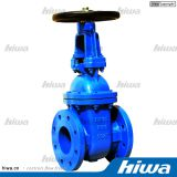 BS 3464 Rising Stem Solid Wedge Gate Valve