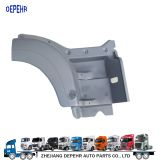 Zhejiang Depehr Heavy Duty European Tractor Body Parts Foot Step MAN TGA Truck Foot Board Fender 81615100475 81615100474