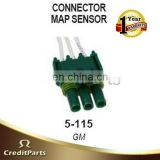 Auto Parts-Fuel Injector - Connector MAF Sensor 5-115 for GM