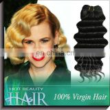 Manager recommend jazz wave human hair weave