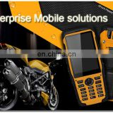 S200 Rugged Mobile Handheld Computer with 1D Barcode scanner, Camera, Wi-Fi / GPRS Wireless, HF RFID Reader