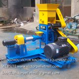 zhengzhou victor pellet mill fish feed extruder