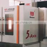 High Speed High Precision Double Column type 5 Axis Gantry CNC Milling Machine Center with Siemens CNC Controller GT1713