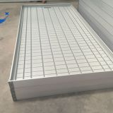 greenhouse flood ABS tray ebb and flow rolling benches