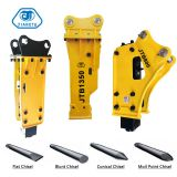 6 Ton Excavator Customized Hydraulic Demolition Breaker Hammer