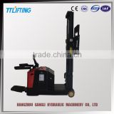 1-1.5t light duty warehouse counter balance fork lift