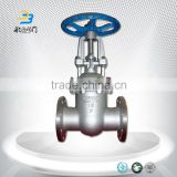 Stainless Steel Handwheel Rubber Lined Gate Valve Price with Flange Connection