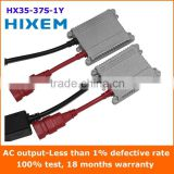 High quality AC slim digital HID ballast, 12V 35W, 18 months warranty, less than 1% defective rate