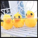 small yellow duck stuffed animal toy for claw machines