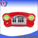 Popular plastic electronic Piano musical toy