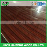 4mm 6mm Flower Colour Polyester Plywood,Arab Style Paper Overlay Plywood,Grooved Paper Overlay Plywood