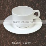 wholesale cheap white melamine cup dinnerware