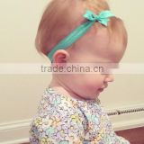 Hot-sales baby mixed colors elastic headband baby hair accessory baby elastic hair band wh-1809