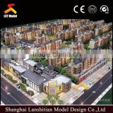 Advertising architectural model scale commercial building modle miniature building model
