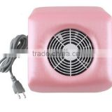 Factoy supply pink 20CM mini nail dust collector with CE approved