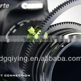 Adjustable camera lens adapter ring for DSLR Follow Focus FF
