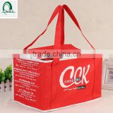 600D Polyester Custom Ice Insulated Cooler Bag for chilled food