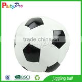 Partypro Factory High Quality Promotional Soccer Shape PP Cotton Stuffed Juggling Stress Ball