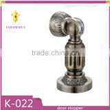 Brass Zinc-Alloy Magnetic Door Stop ,Sliding Door Stopper ,Glass Shower Door Stopper