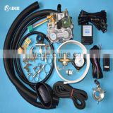 natural gas conversion kit for car