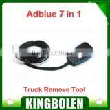 Newest Adblue Emulation 7in1 Truck Remove Tool For MAN/Iveco/DAF/Volvo/Renault with Fast shipping