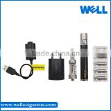 Stock!!!Best selling electronic cigarette starter kit Aspire Premium kit accepted Paypal
