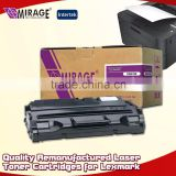 Quality Remanufactured Laser Toner Cartridges for Lex mark