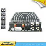 hdd hybrid ip camera Mobile DVR Used for Car Security
