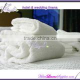 plain-weave 100% cotton white towels bath set luxury hotel, motels, spas