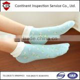 stockings,socks,wholesale bamboo fiber sport socks,yoga sock,inline inspection,softlines inspection service,loading supervision