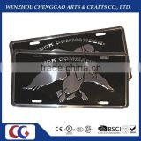 decorative american car license plates, car accessories metal aluminum plate                                                                         Quality Choice