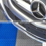 PVC Circle Stud Pattern Interlocked Floor Mat garage Flooring Tiles gym flooring mat