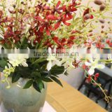flowers artificial lifelike long stem dendrobium orchid for sale