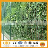 (ISO9001)EU market popular galvanized steel welded wire fence panels prices
