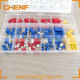 China Manufacture 22-16AWG Crimping Assorted Insulated Male Female Bullet Disconnector Terminal MDD / FDD Series