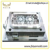 China mould factory high precision plastic cooling fan injection mold                                                                                                         Supplier's Choice