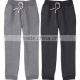 fashion brand men's heavy weight fabric fleece sporting sweatpants,men's jogging cotton trouser for winter