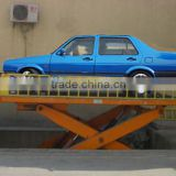home hydraulic lift elevator platform for car lifting or cargo lifting