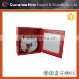 Steel locker cabinet for fire hose