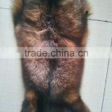 High Quality Best Services Cheap crystal fox pelt from china