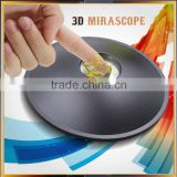 2016 New item 3D Mirascope Hologram Image Optical Illusion Magic, toy for kids