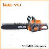 58cc Gasoline Chain saw 5800 2 Stroke single Cylinder chain saw parts china manufacturer