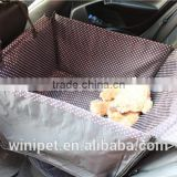 Winipet exclusive new spot pet the dog waterproof car safety seat cushion car seat cover pad 008#