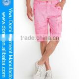 Domi garment sexy photos for mens cargo beach shorts and sexy men's swim shorts and hot selling beach shorts