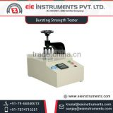 Top Recommended Product Digital Bursting Strength Tester for Corrugated Box at Reasonable Rate