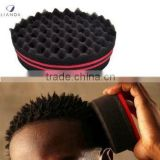 hair curling sponge,magic hair sponge,hair brush sponge