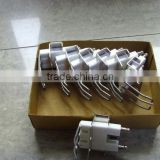 Hot sale manufacturer wholesale price gas stove and furnace spark ceramic ignition electrodes for gas burner