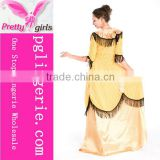 Beauty Fancy Dress Costumes Jasmine Princess Costume