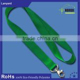 custom promotional neck polyester printed lanyard wholesale/custom printed neck lanyards no minimum order